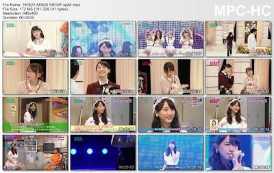 AKB48 SHOW! Ep 84 Subtitle Indonesia