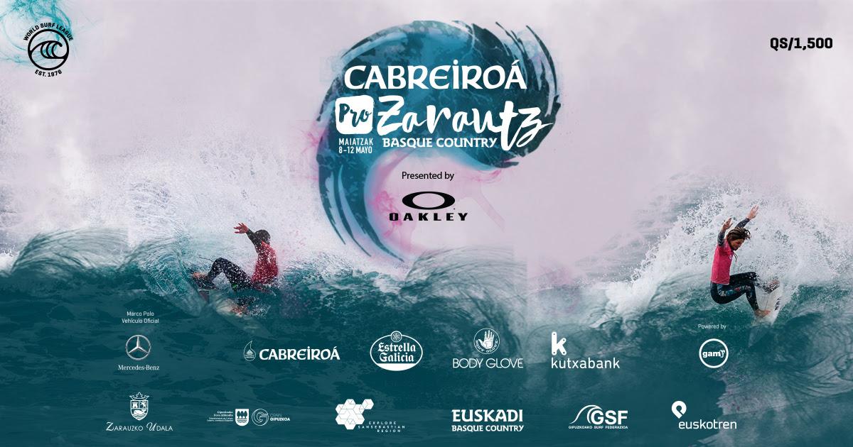 2019 Cabreiroá Pro Zarautz Teaser Best Surfing Back to Basque Country