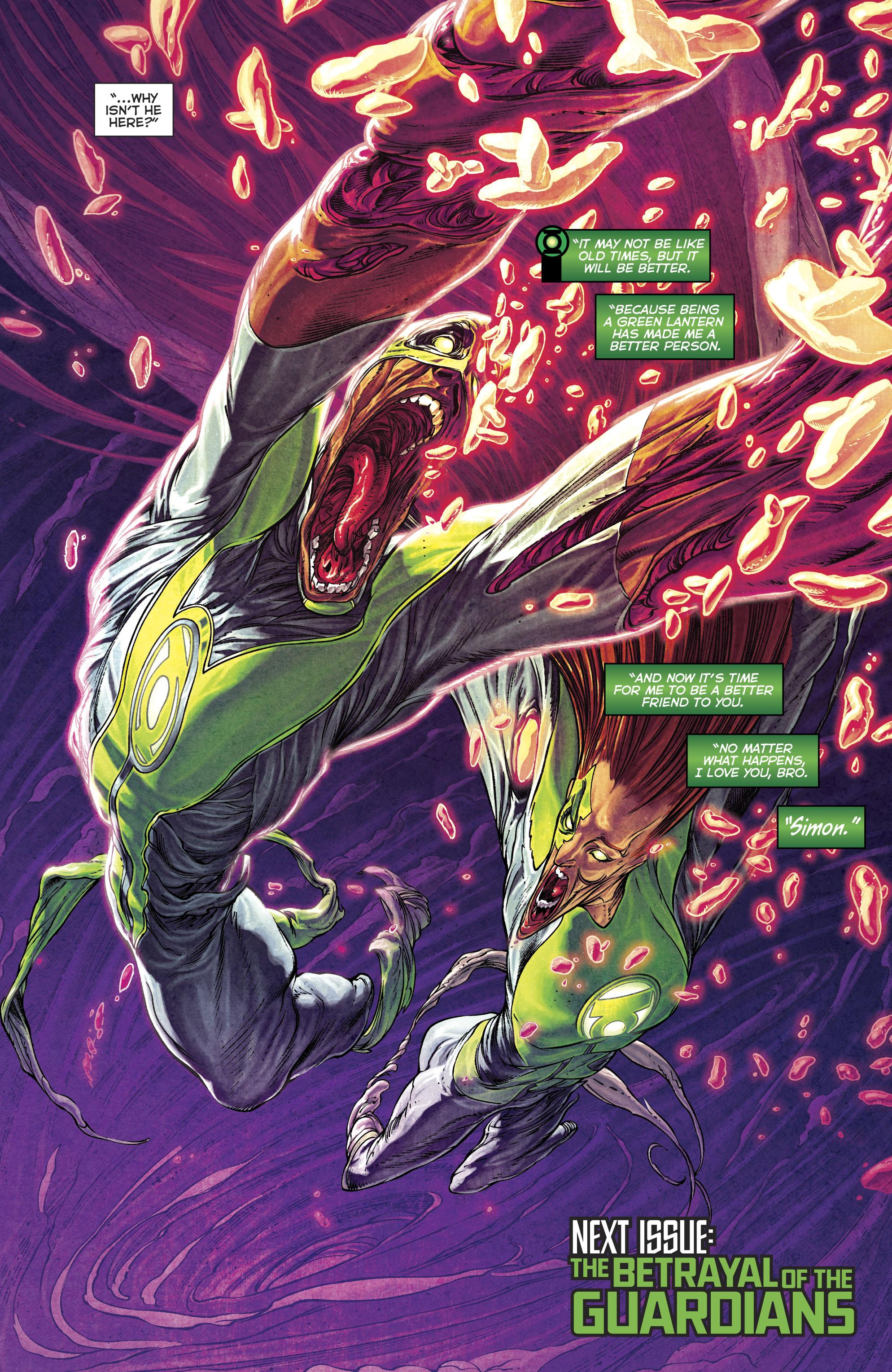 Read online Green Lanterns comic -  Issue #25 - 30