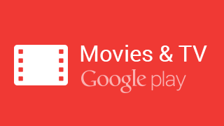 Google Play Movies an TV