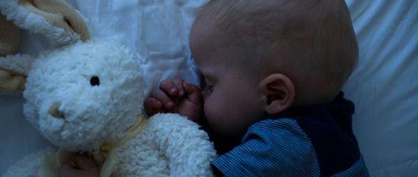 Anak tidur malam hari