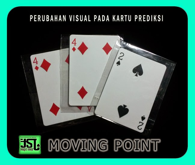 TOKO SULAP JOGJA MOVING POINT MAGIC