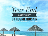 Year End Giveaway By Husnieyhusain