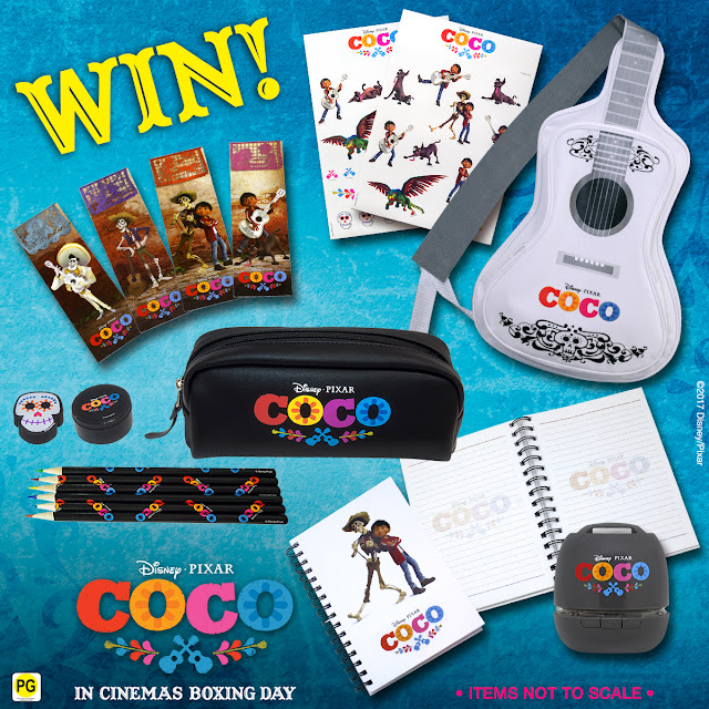 Win a Coco prize pack