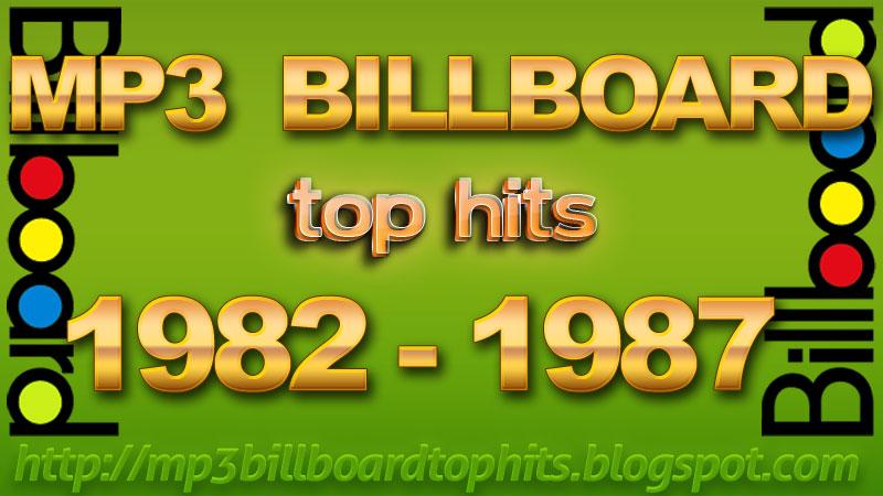MP3 Billboard Top Hits 1982-1987 | mp3 Billboard Top Hits