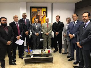 OAB-CG protocola Pedido de Providências para combater morosidade processual na Comarca de Picuí