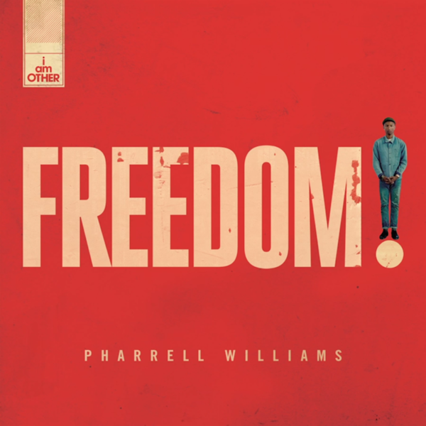Pharrell Williams Freedom melodie noua 2015 ultima piesa a lui Pharrell Williams Freedom YOUTUBE official audio video live Glastonbury festivalul de muzica Anglia 27 iunie 2015 HIT noul single Pharrell Williams Freedom ultima melodie audio 30 iunie 2015 1 iulie ultimul HIT cel mai recent single 2015 noul cantec al lui Pharrell Williams Freedom new single new song new music 2015 Pharrell Williams Freedom muzica noua noutati muzicale melodii noi 2015 piese noi cu  Pharrell Williams Freedom cantece noi 2015 Pharrell Williams Freedom youtube official audio 2015