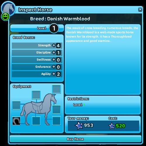 Sso Quote: The Jorvik Report: SSO Horses