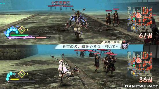 Sengoku Musou 3 Moushouden - Download Game Nintendo Wii Free