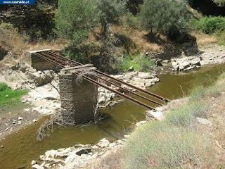 Velada (Ponte), Zonas de Pesca de Castelo de Vide / Portalegre (Alto Alentejo), Portugal (Fish)
