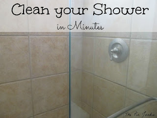 how to clean glass shower doors the easy way