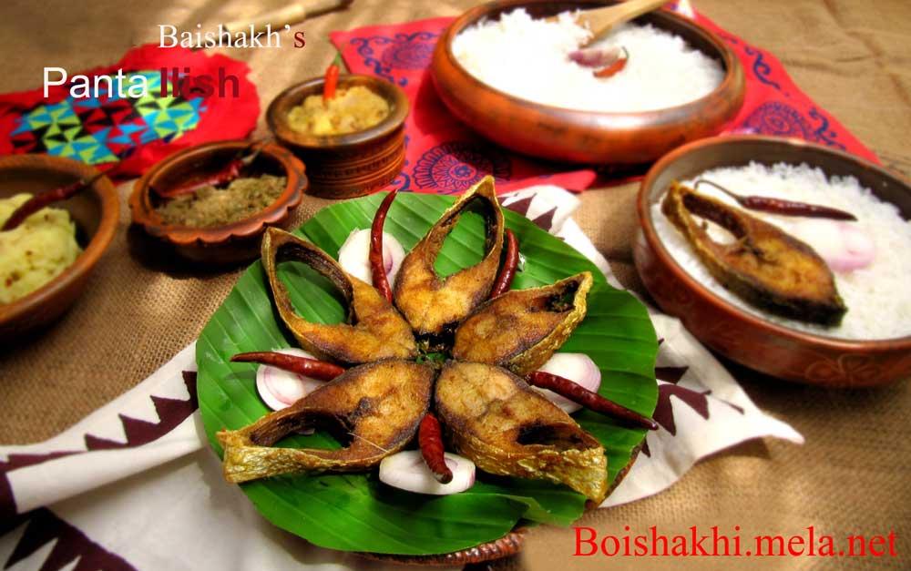 pohela boishakh food