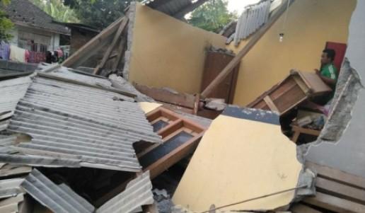 64 Kali Gempa, Susulan Dalam 24 Menit di NTB