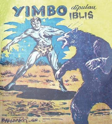 Yimbo karya Bahzar