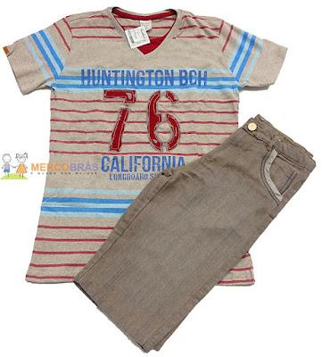 atacado roupas infantis direto da fábrica