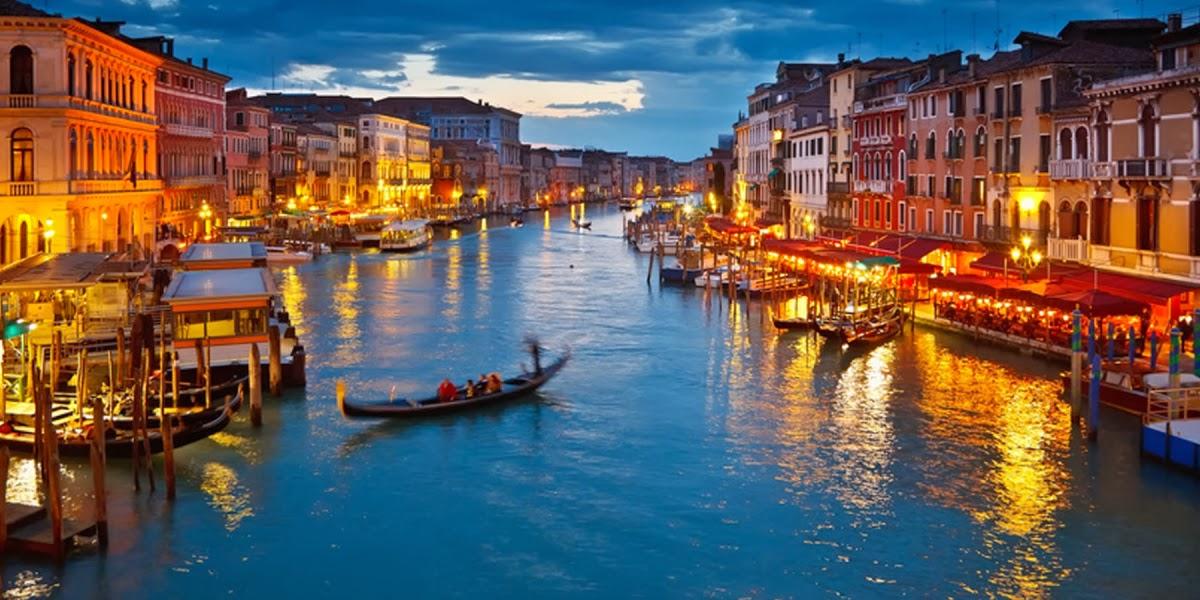 I 10 luoghi più Romantici d'Italia - Venezia