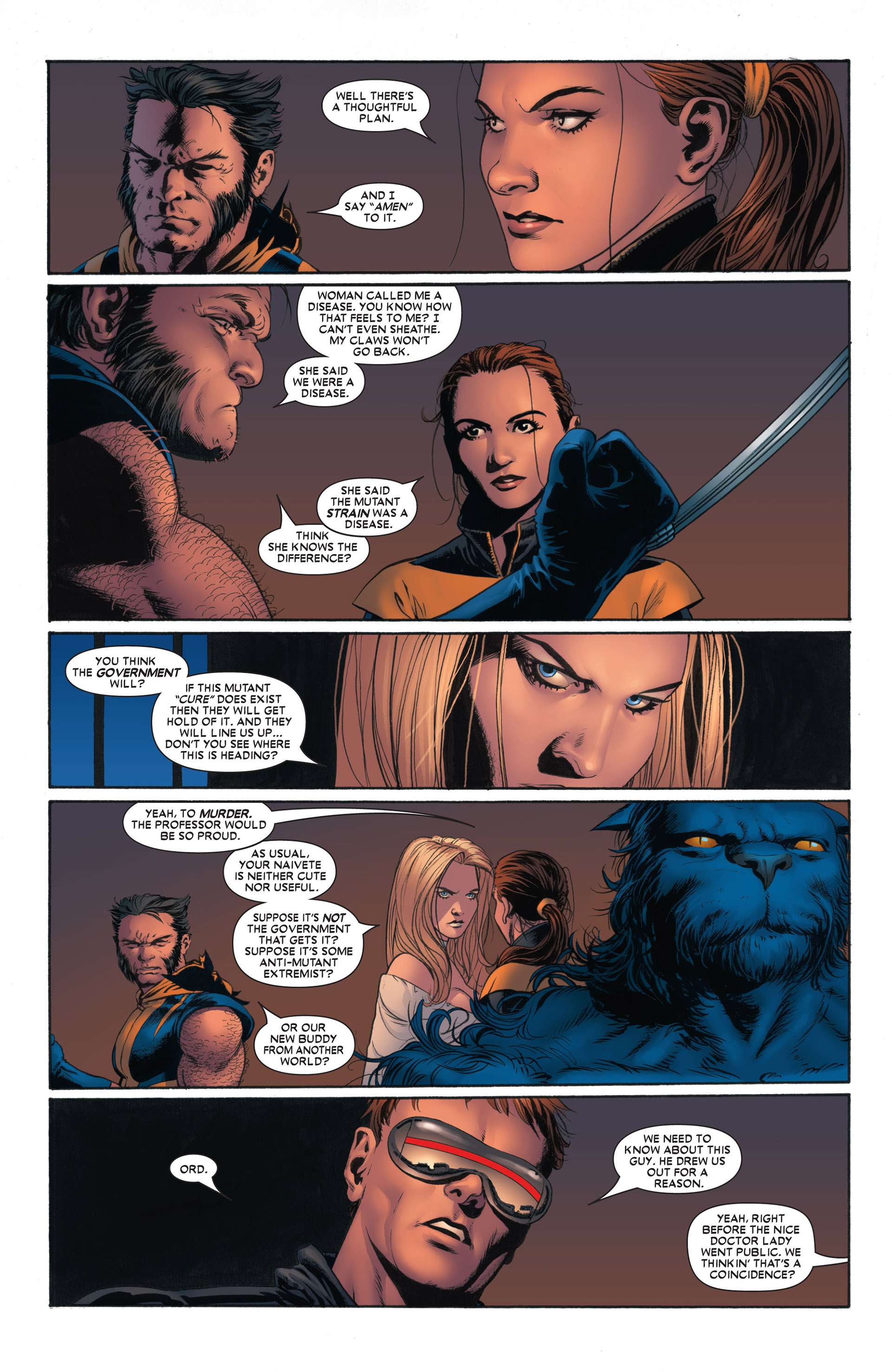 Astonishing X-Men (2004) issue 2 - Page 17