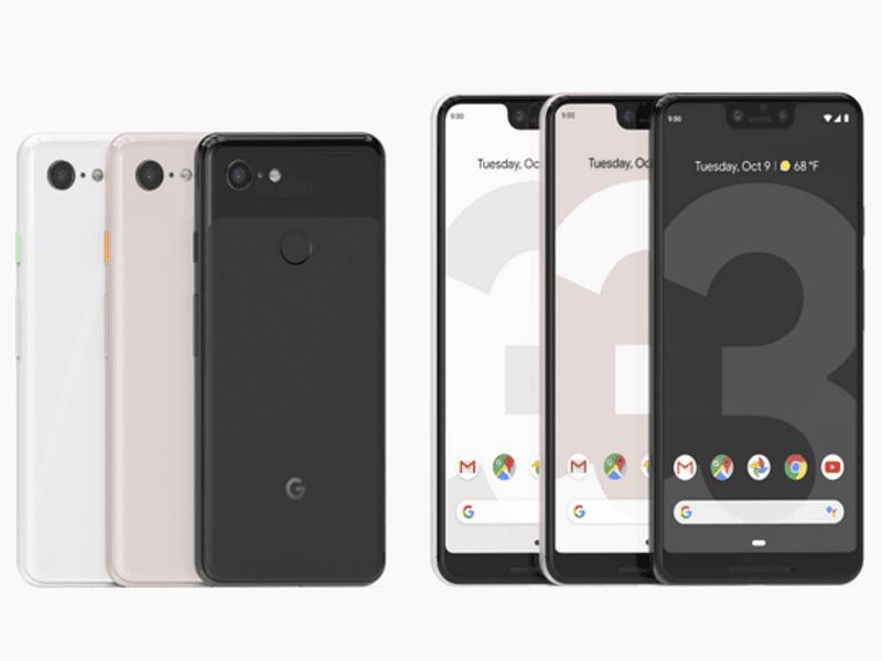 Google announces Pixel 3, Pixel 3 XL, and Pixel Slate!