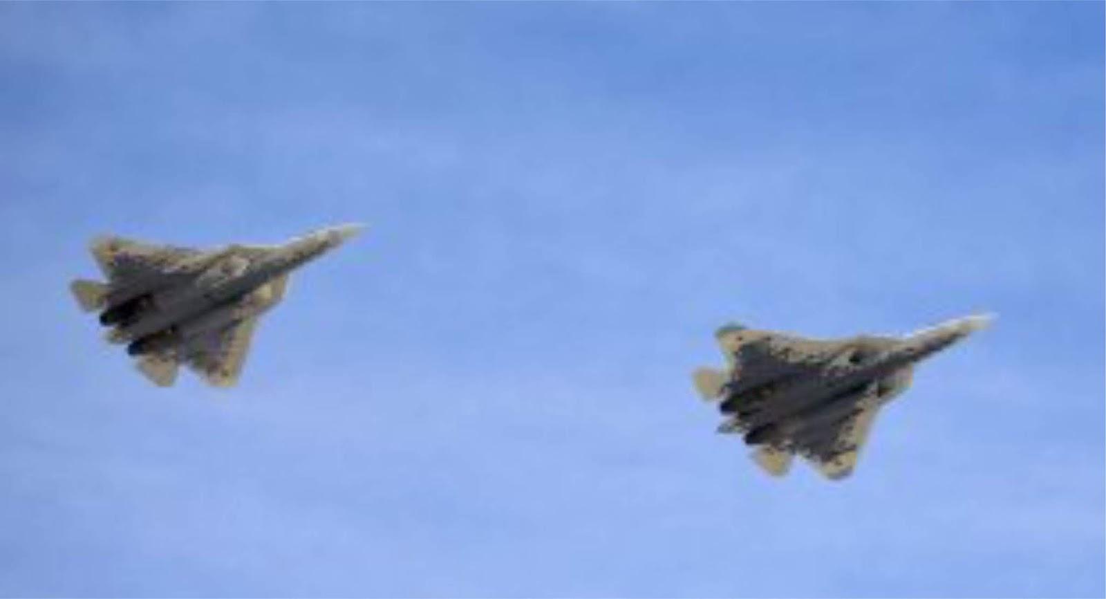 Kecerdasan buatan akan memperluas kemampuan pesawat tempur Su-57