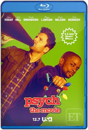 Psych: The Movie (2017) HD 1080p y 720p Latino