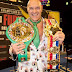 Boxing Champion Tyson Fury Could Face Eight-year Ban From Boxing If New Doping Offence Is Proven