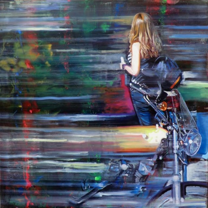 Испанский художник. Jose Maria Pinto Rey