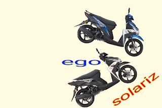 Gambar Motor ego baru 2017 Solariz Blue Core