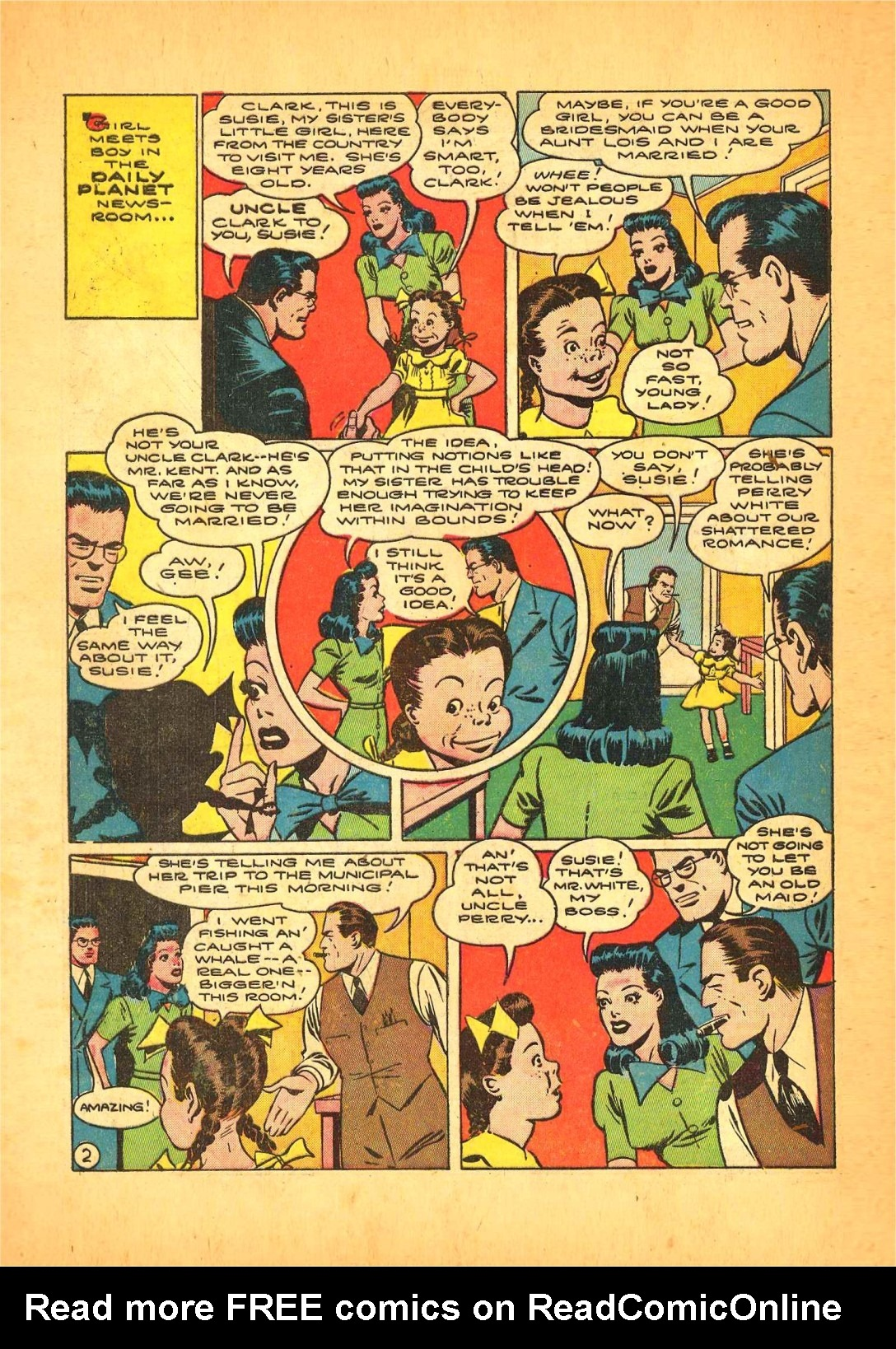 Read online Action Comics (1938) comic -  Issue #68 - 3