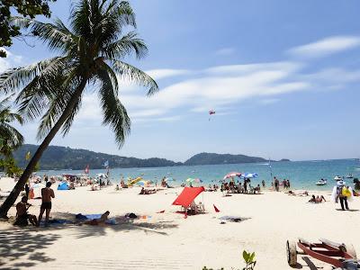 Patong Beach, Phuket, Tailandia, La vuelta al mundo de Asun y Ricardo, vuelta al mundo, round the world, mundoporlibre.com