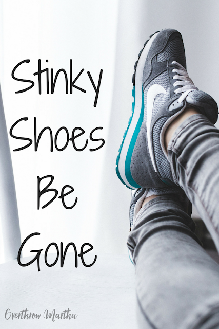 Stinky Shoes B Gone and 9 other DIYs to make with lavender essential oil