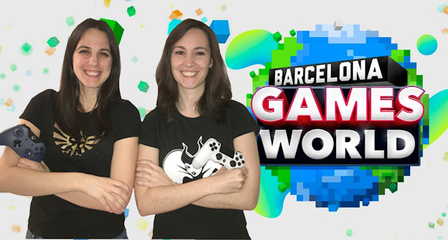 Barcelona Games World 2016 chicas gamers