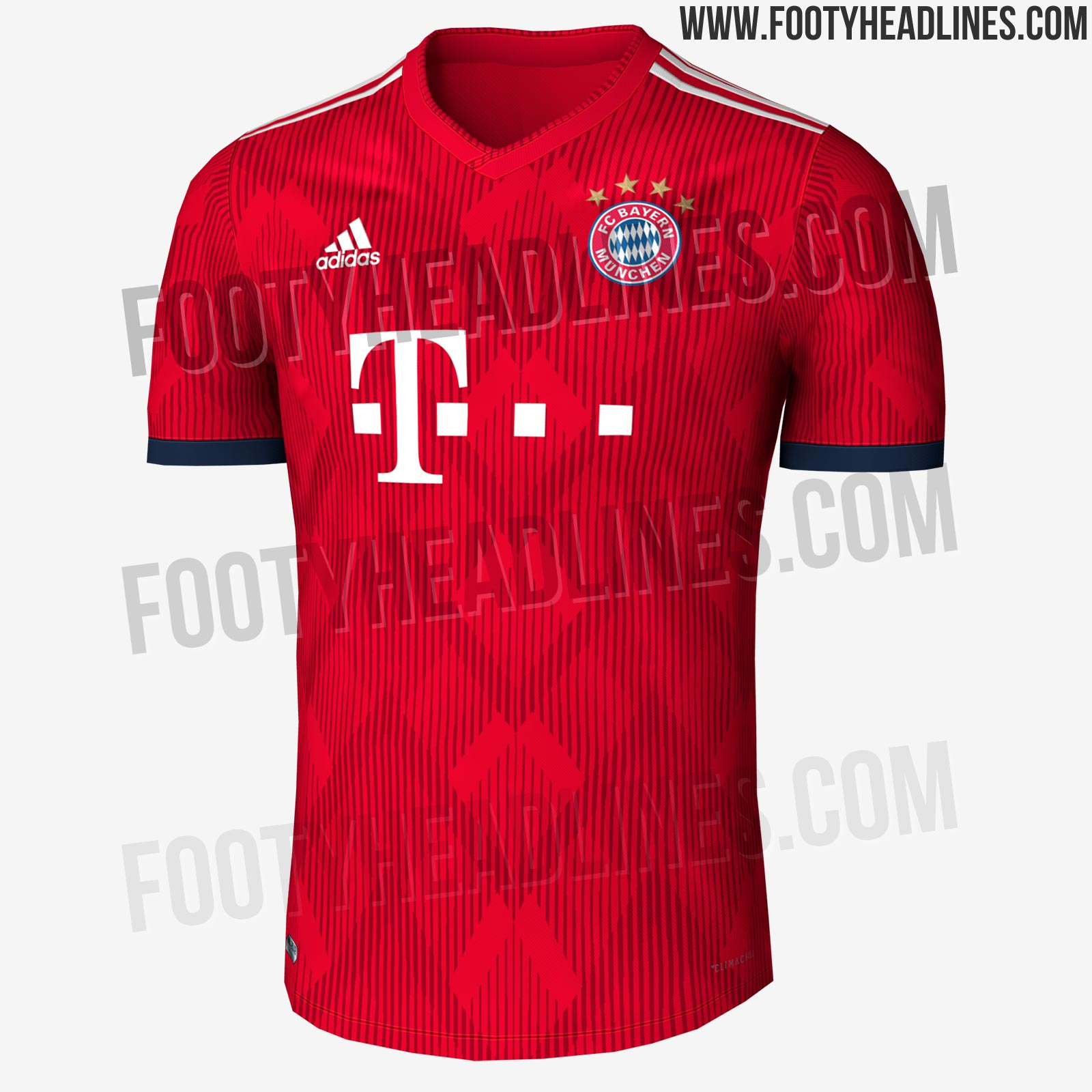 8d4c414d76883 Veja como devem ser as camisas de Bayern e Dortmund para a próxima ...