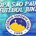 ESPORTE / Jacobina é goleado mais uma vez e é eliminado da Copa São Paulo