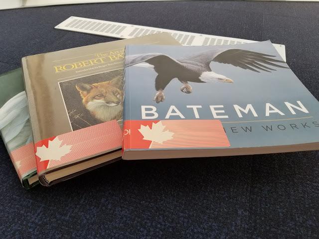 robert bateman books