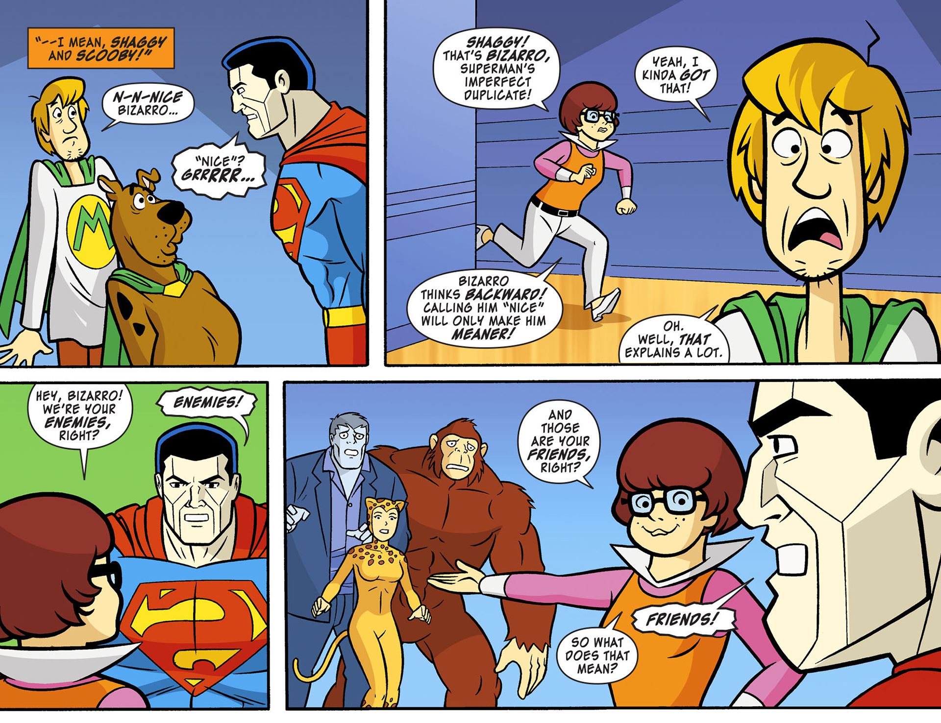 Read online Scooby-Doo! Team-Up comic -  Issue #12 - 9