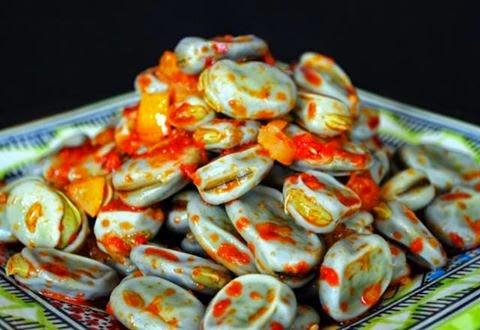 Recette du foul medames (fève des marais ou faverole)