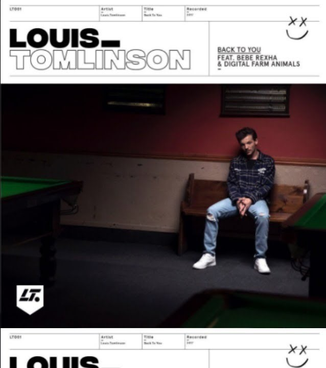 Download Louis Tomlinson - Back to You (feat. Bebe Rexha