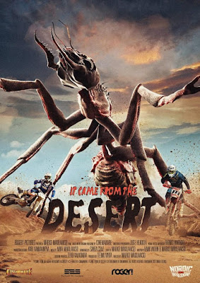 It Came From The Desert 2015 Custom HDRip NTSC Latino 5.1