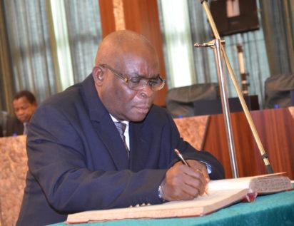 Chief Malcolm Omirhobo