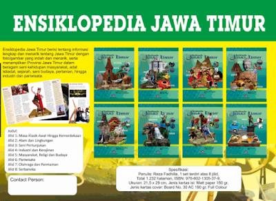 Jual Ensiklopedia Jawa Timur