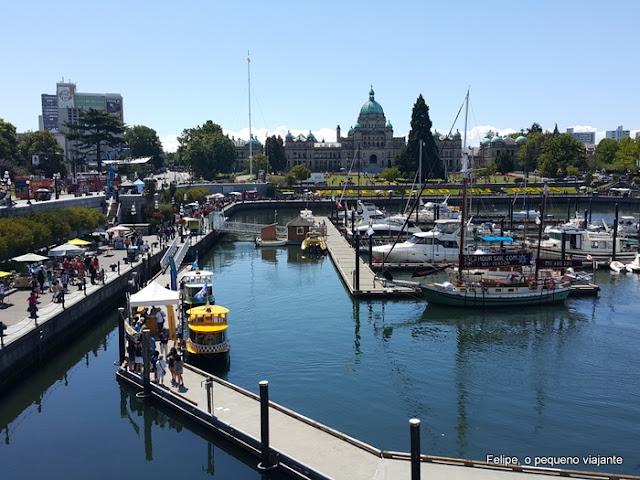 Inner Harbour de Victoria