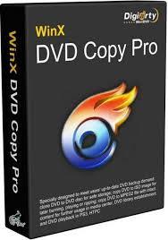 برنامج نسخ وحرق WinX DVD Copy Pro