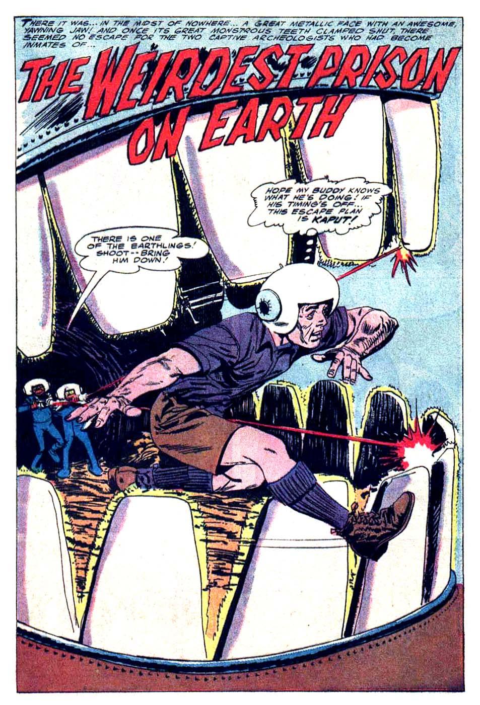 Strange Adventures (1950) issue 187 - Page 24