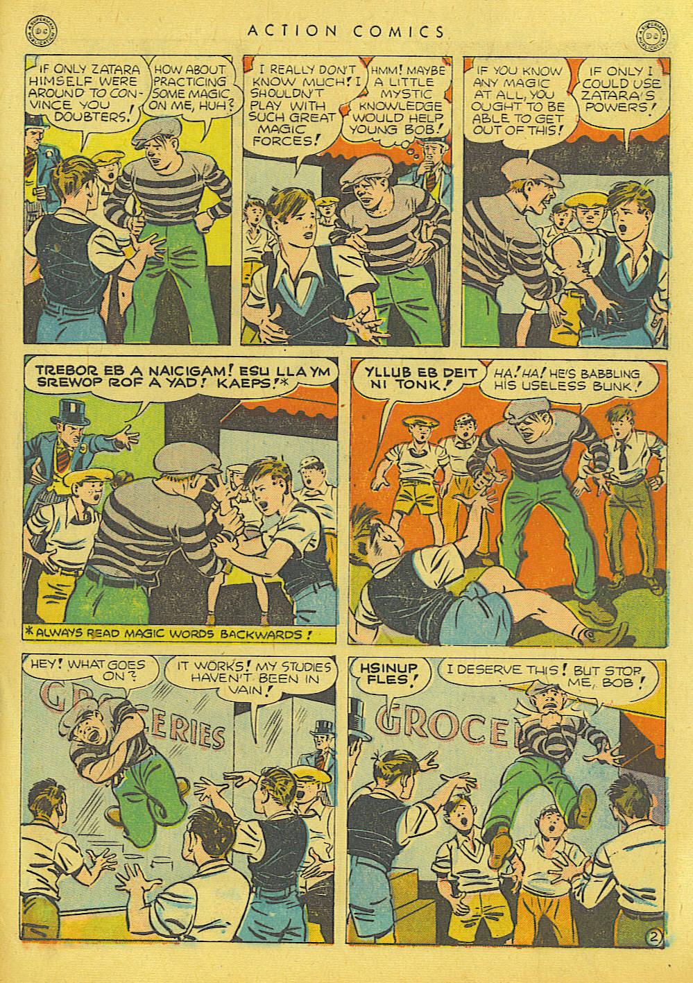 Action Comics (1938) 85 Page 41