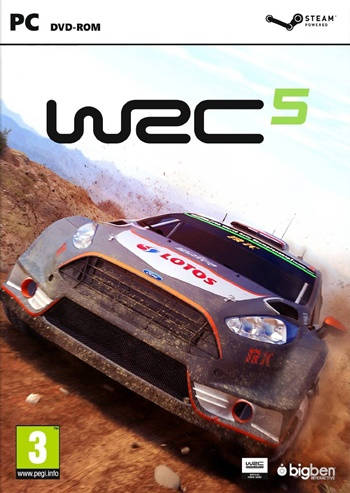 WRC 5 FIA World Rally Championship PC Full Español