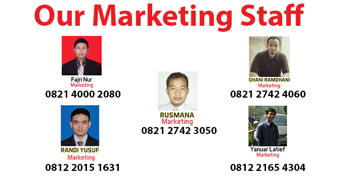 Our Marketing Staff