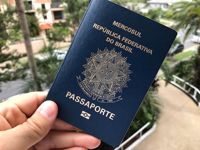 Documentos para alugar um carro no aeroporto de Santiago