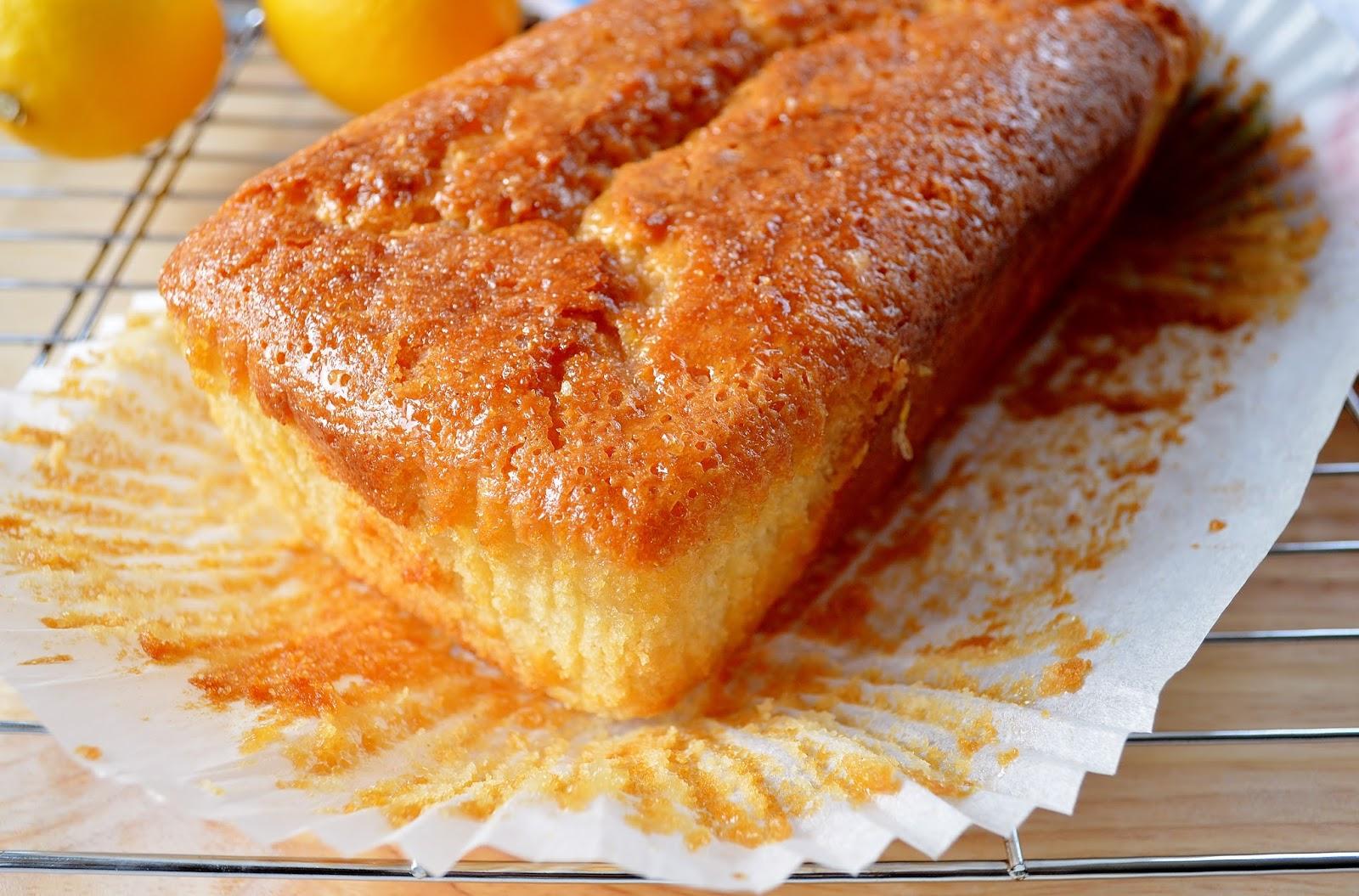 Vegan & Gluten Free Lemon Drizzle Cake GF   Gluten Free ...