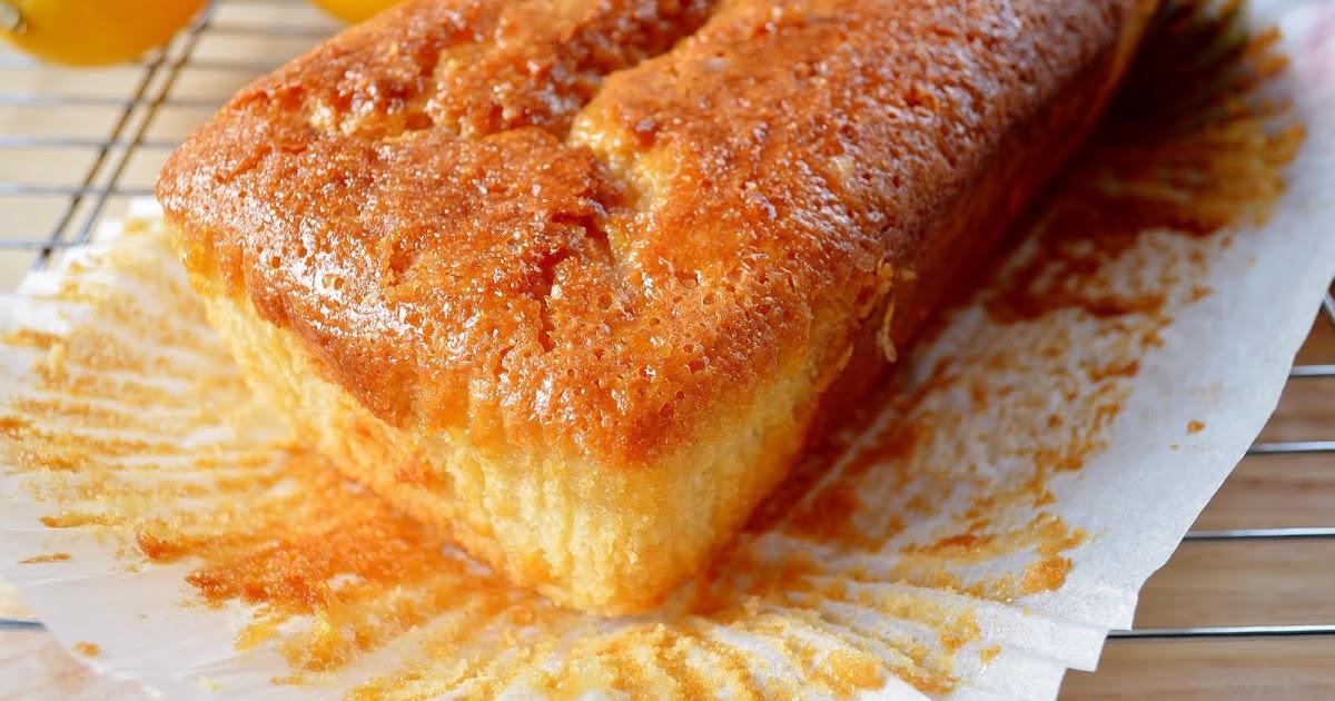 Gf Lemon Drizzle Cake