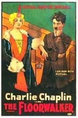 película: Charlot en la tienda